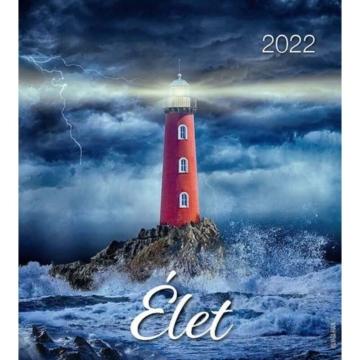 Élet naptár - 2022 - Csak rendelésre!