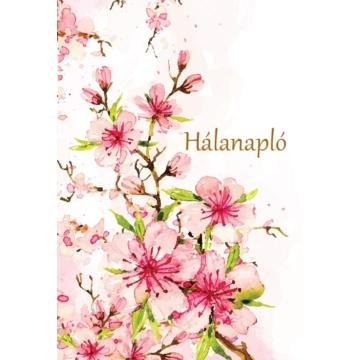 Hálanapló (cseresznyevirágok) - Előrendelhető!