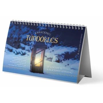 Karácsonyi tündöklés  - 24 adventi és karácsonyi kívánság - Öröknaptár