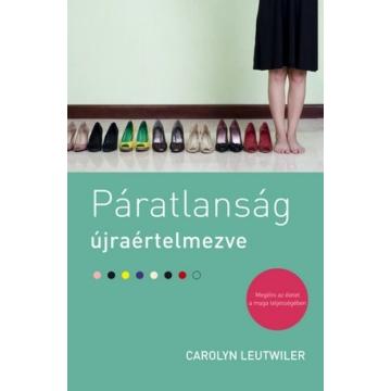 Páratlanság újraértelmezve - CAROLYN LEUTWILER