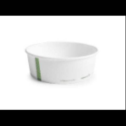 1 l kerek, fehér, családi ételtároló (18,5 cm átmérőjű) / 115 Ft/db, 300db