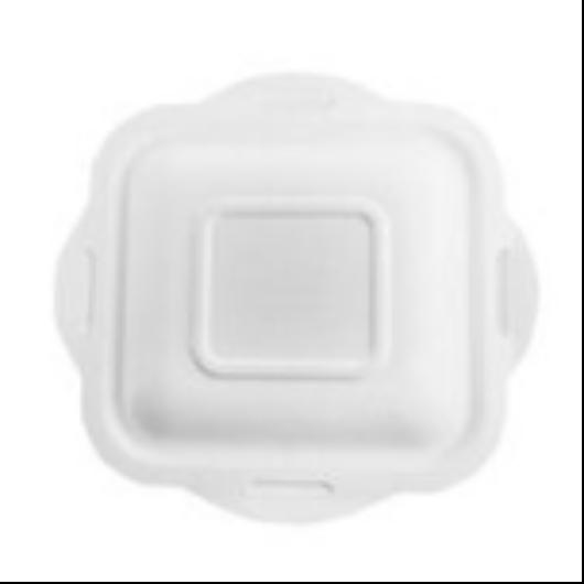 Elviteles doboz tető, 5,5 dl-1 l dobozaljhoz, lebomló cukornád | 46 Ft/db, 50db