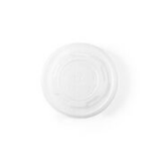 CPLA-tető, 90 mm, lapos, 1,8-2,8 dl levestartókhoz   34 Ft/db,1000db