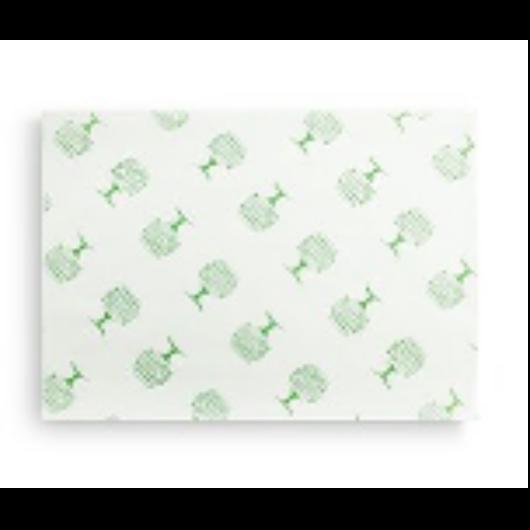 Zsírpapír, 43*35 cm, lebomló - Green Tree | 20 Ft/db, 960db