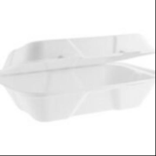 Elviteles doboz, erős falú, 23*18 cm, lebomló cukornád | 107 Ft/db, 200db