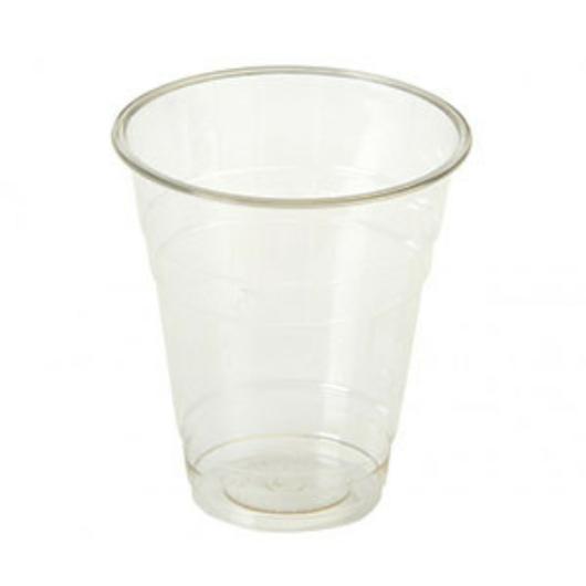 PLA pohár, 4 dl, lebomló, csak hideg italokhoz! | 37 Ft/db, 70db