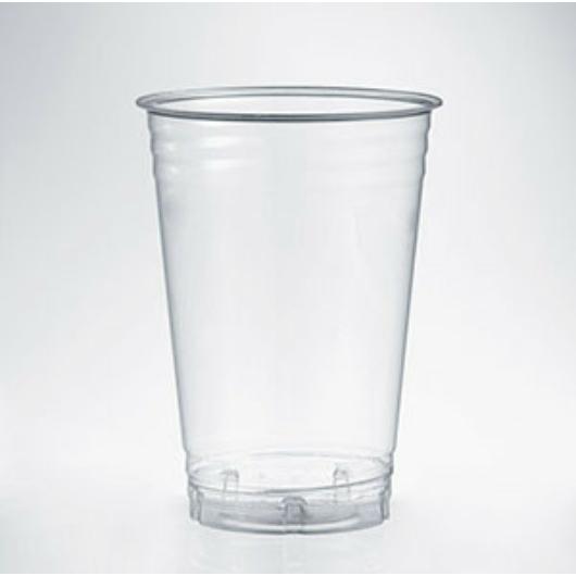 PLA pohár szintjelöléssel, 5 dl, lebomló, csak hideg italokhoz! | 55 Ft/db, 60db
