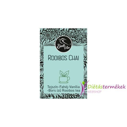 SZAFI FREE ROOIBOS CHAI TEA 100G