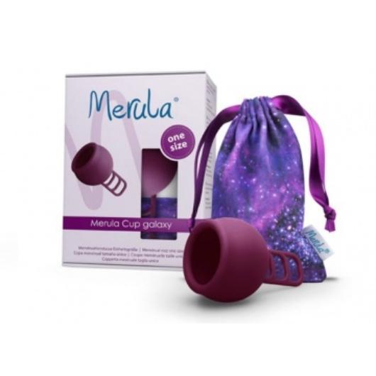 Merula Intimkehely - lila (Galaxy)