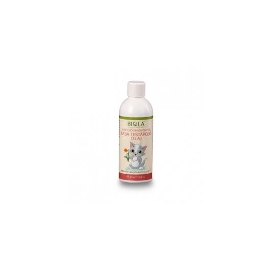 Biola Bio Gyógynövényes baba testápoló olaj