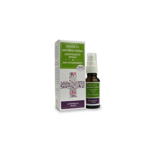 Aromax Antibacteria levendula-teafa légfrissítő spray