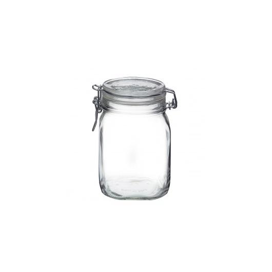 Fido Csatos üveg tároló - 1 L