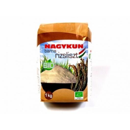 Nagykun BIO barna rizsliszt (gluténmentes)