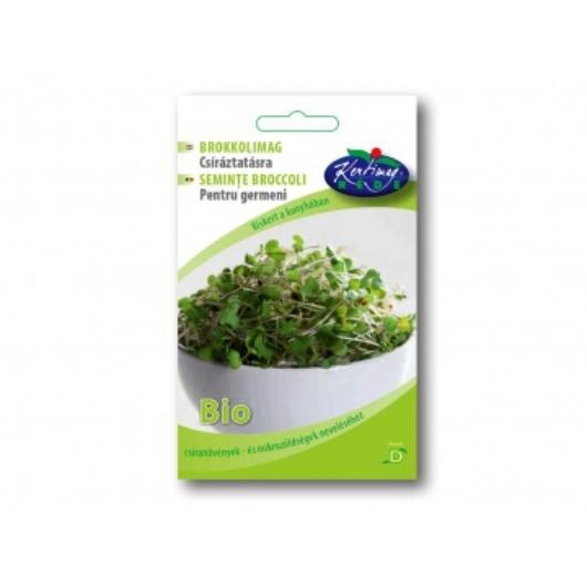 Rédei Bio brokkolimag csíráztatásra