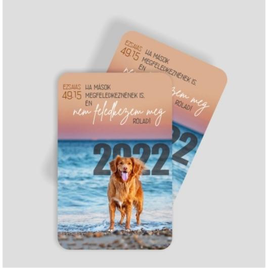 Kártyanaptár csomag (10db) 13