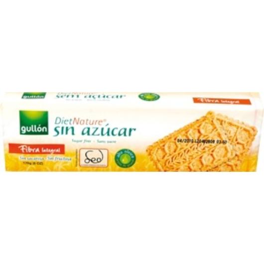 Diab. keksz 170g gullon fibra rostdús, 2db