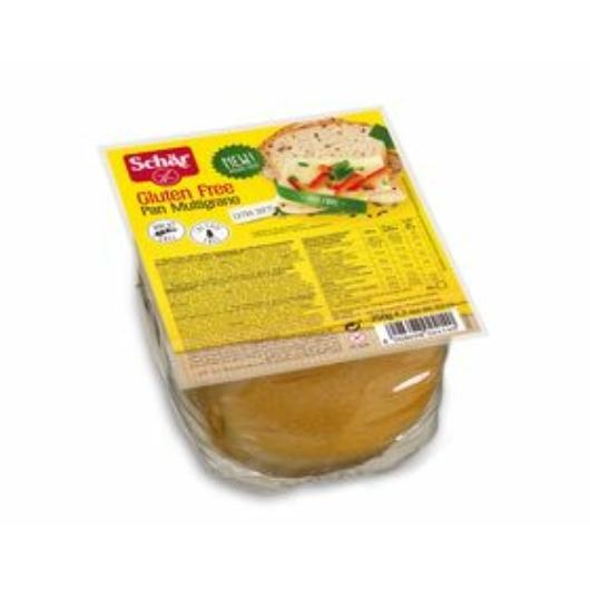 Schar gluténmentes Pan Blanco kenyér 250g, 2db