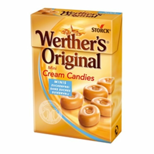 Werthers original 42g sugar free, 2db