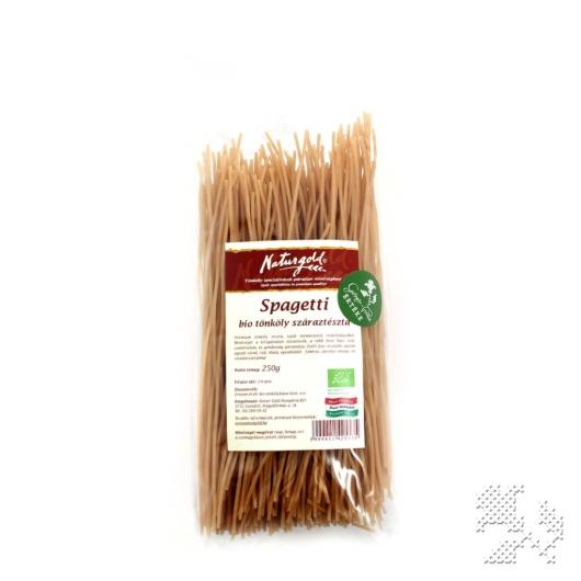Naturgold Bio tönköly száraztészta - spagetti